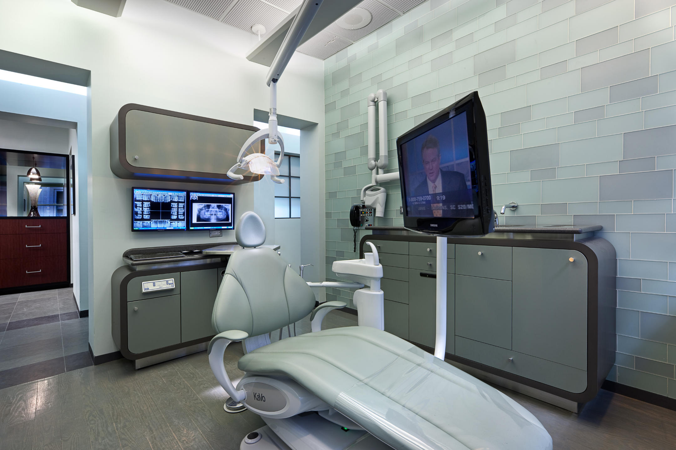 dental office, NYC for advertising and promotional usage : Miscellanous Projects : New York NY Architectural Photographer | Interior and Exterior