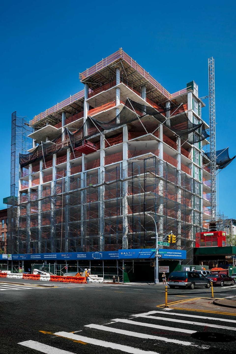 TITAN Formworks - projects in the NY area : Construction : New York NY Architectural Photographer | Interior and Exterior