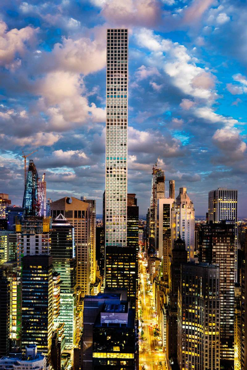 432 Park Ave - NYC - Rafael Vinoly architect  : Miscellanous Projects : New York NY Architectural Photographer | Interior and Exterior